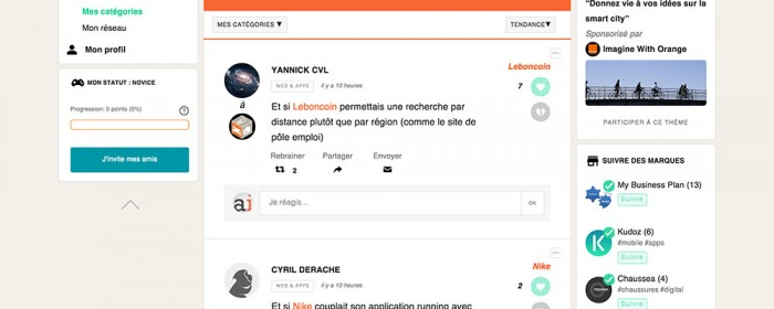 Braineet-Actinnovation-Screenshot