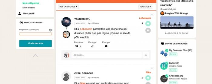 Braineet-Actinnovation-Screenshot