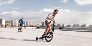 Halfbike, un vélo novateur qui réinvente la mobilité urbaine