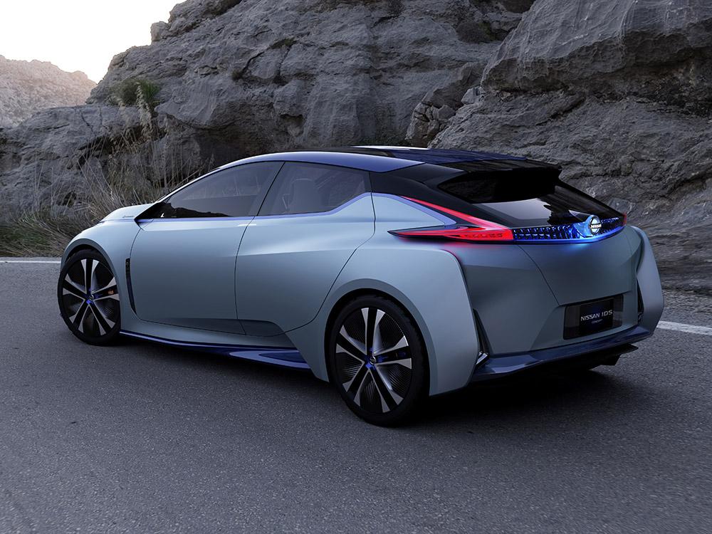 ids concept la voiture du futur selon nissan actinnovation nouvelles technologies et. Black Bedroom Furniture Sets. Home Design Ideas