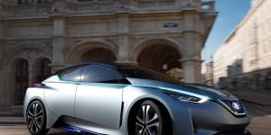 IDS Concept : la voiture du futur selon Nissan