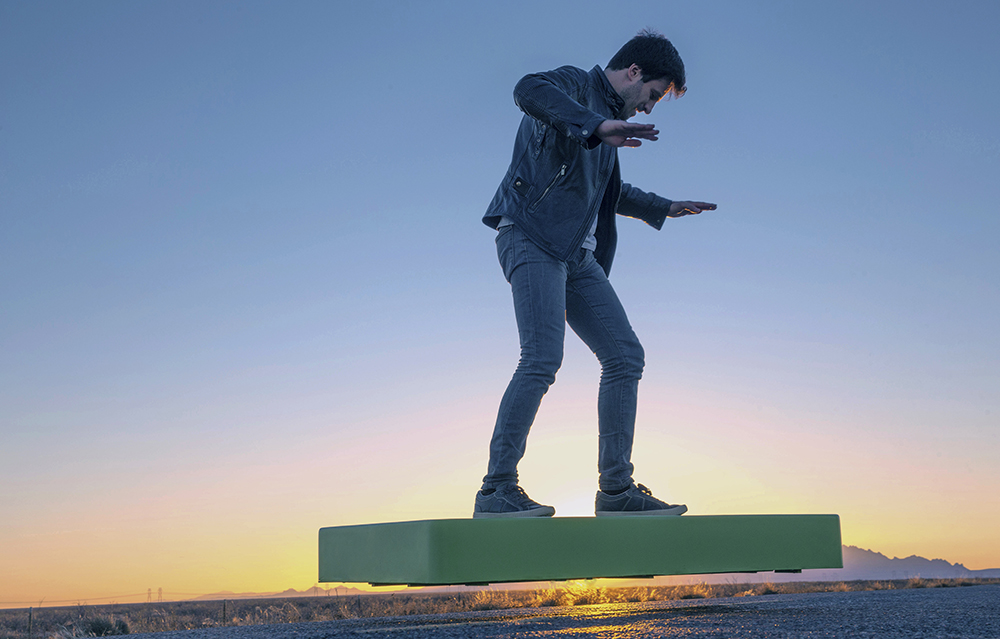 how to make a basic hoverboard